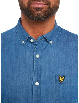 Denim Shirt by Lyle And Scott