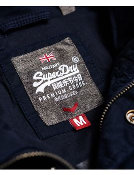 Rookie Military Jacket by Superdry