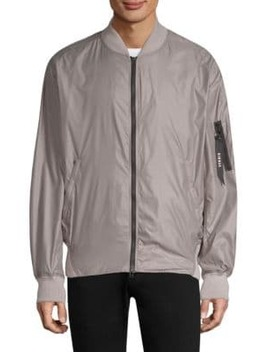 Triston Bomber Jacket by Dim Mak