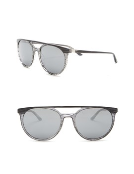 54mm Aviator Sunglasses by Starck Eyes
