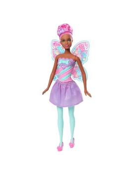 Barbie Fairytale Fairy Candy Fashion Nikki Doll by Barbie