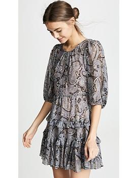 Selene Paisley Dress by Rebecca Taylor