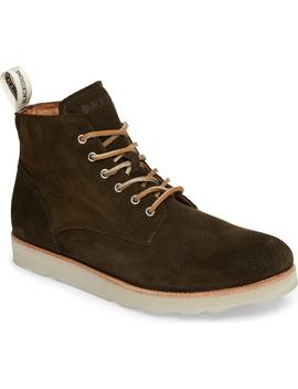 Om 53 Plain Toe Boot by Blackstone