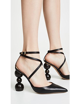 Les Chaussures Camil D'orsay Pumps by Jacquemus