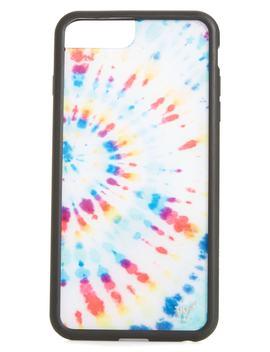 Tie Dye I Phone 6/7/8 Plus Case by Wildflower
