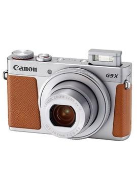 Canon Power Shot G9 X Mark Ii Silver Camera by Canon