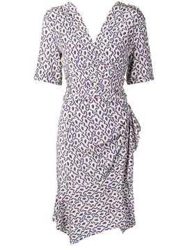 Wraped Short Dress by Isabel Marant