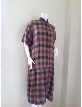 Rare! Y's By Yohji Yamamoto Shirt Dress / Oversize Dress. by Etsy