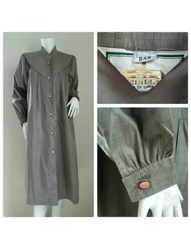 70s-mod-winter-dress-coat-_-by-san-esu-outer-jacket-size-9ar-medium-made-in-japan by etsy