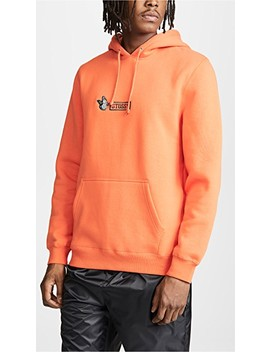 Stussy Butterfly Applique Hoodie by Stussy