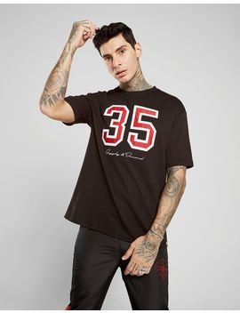 Supply & Demand Oversized Mesh T Shirt by Supply & Demand
