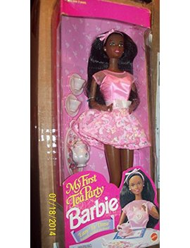 Barbie My First Tea Party African American Aa by Barbie