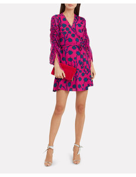 Tamra Mini Dress by Diane Von Furstenberg
