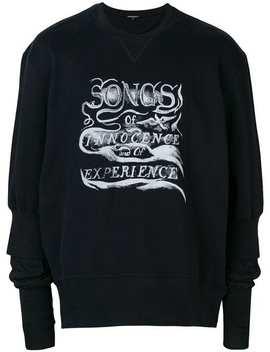 'iliad' Sweatshirt by Ann Demeulemeester