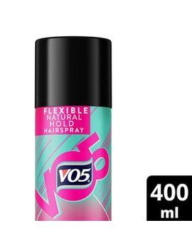 Vo5 Flexible Hold Hairspray 400ml by Superdrug
