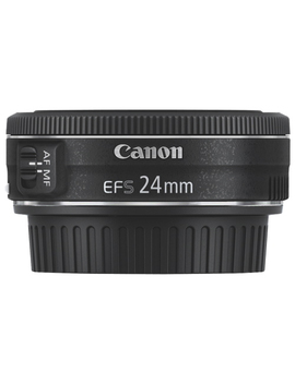 Canon Ef S 24mm Stm Lens by Canon