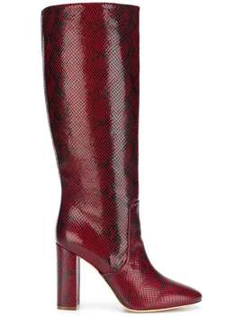 Knee Length Heel Boots by Twin Set