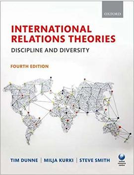 International Relations Theories: Discipline And Diversity by Amazon