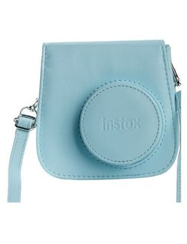Instax Case For Mini 9 Camera   Ice Blue,70100136665 by Instax