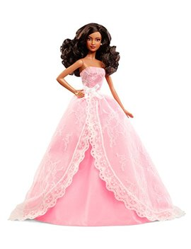 Barbie 2015 Birthday Wishes Doll, Dark Hair by Barbie