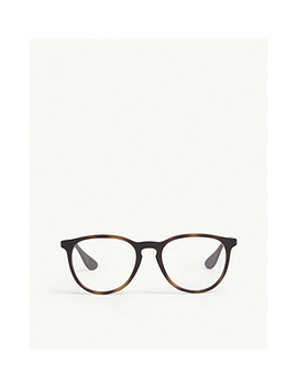 Rb7046 Pilot Frame Havana Glasses by Ray Ban