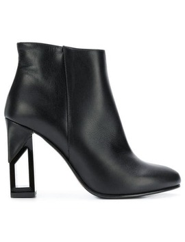 Ankle Boots by Albano