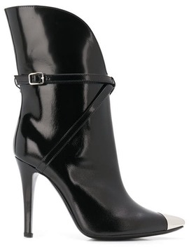 Metal Toe Cap Boots by Philosophy Di Lorenzo Serafini
