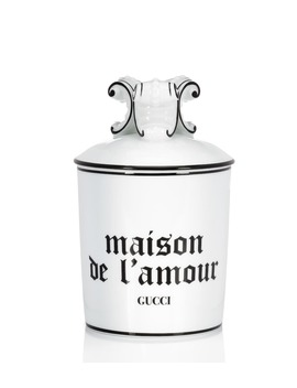 Freesia Maison De L'amour Candle by Gucci
