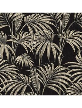Black And Gold Honolulu Wallpaper by Graham & Brown