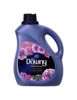Downy Ultra Infusions Lavender Serenity Liquid Fabric Softener 103 Oz by Downy
