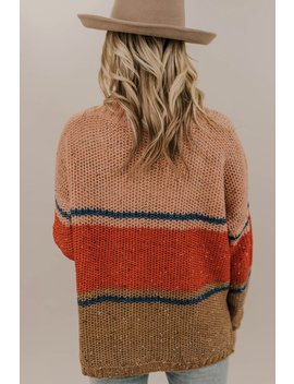 The Sawtooth Sweater by Roolee