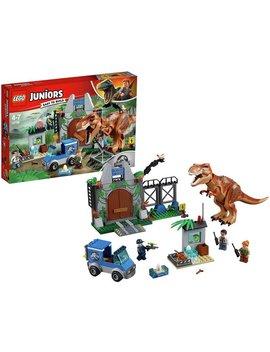 Lego Juniors T Rex Breakout Set   10758 by Argos