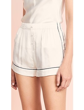 Arie Pajama Shorts by Love Stories