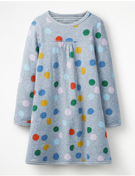 Reversible Jersey Dress by Boden