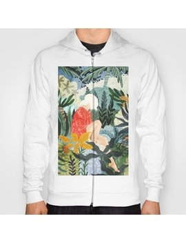 The Distracted Reader Hoody by