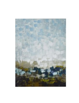 Madison Park Signature Abstract Land Painting Print On Wrapped Canvas by Madison Park Signature