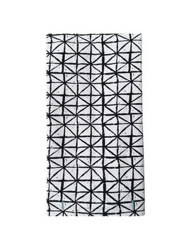 Printed Shower Curtain Triangles Black/White   Project 62™ by Project 62