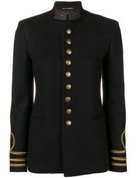 Officer Jacket by Saint Laurent