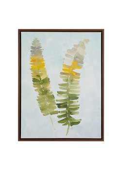 Madison Park Signature Stunning Fern Framed Graphic Art by Madison Park Signature