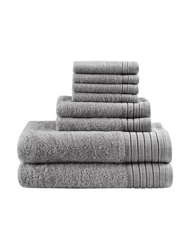 Madison Park Signature Mirage Solid 8 Piece Towel Set by Madison Park Signature
