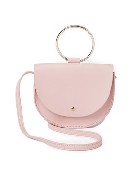 Ava Ring Handle Saddle Bag by Cotton On & Co.