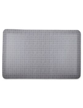 Therapedic® 20 Inch X 32 Inch Kitchen Mat In Grey by Bed Bath And Beyond