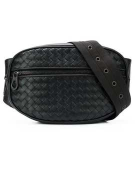 Intrecciato Sling Bag by Bottega Veneta