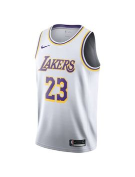 Le Bron James Association Edition Swingman (Los Angeles Lakers) by Nike
