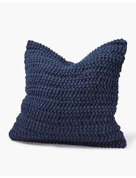 Coyuchi® Woven Rope Organic Cotton Pillow Cover by Madewell
