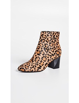 Hadlee Block Heel Booties by Kendall + Kylie