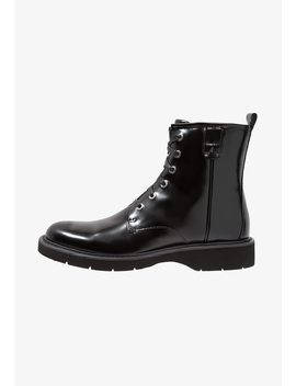 Anselm   Lace Up Ankle Boots by Calvin Klein Jeans