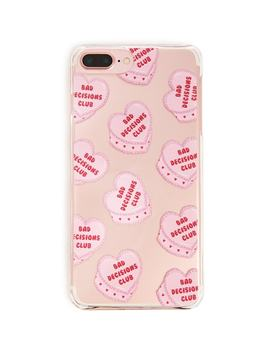 Heart Graphic I Phone Case For 6/7/8 Plus by Forever 21