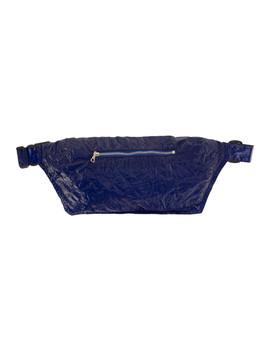 Blue Zip Pouch by Dries Van Noten