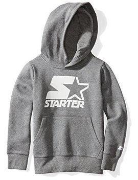 Starter Boys' Pullover Logo Hoodie, Amazon Exclusive by Starter